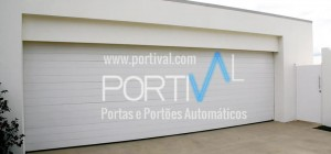 portoes seccionados com injecção a poliuretano 2 portival