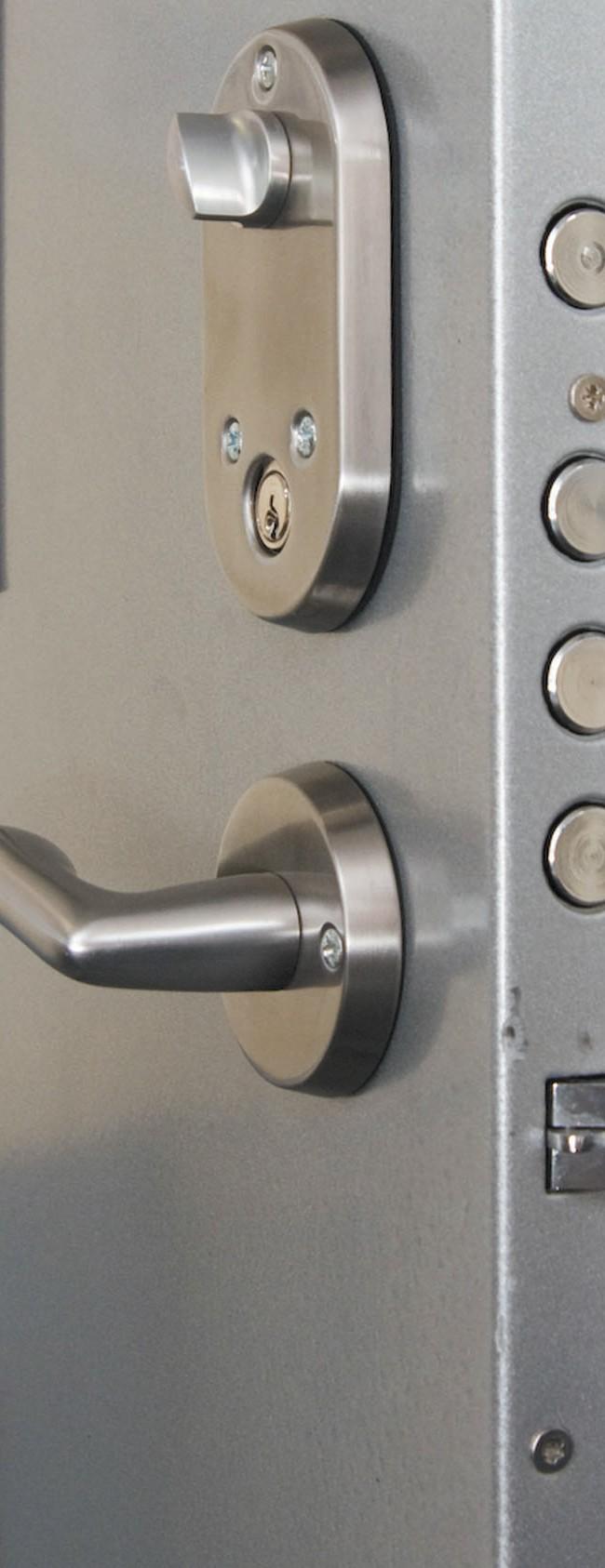 Portas Alta Segurança